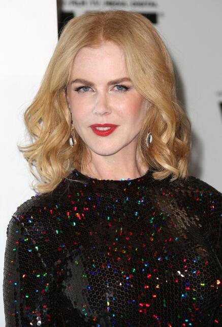 Nicole Kidman al natural