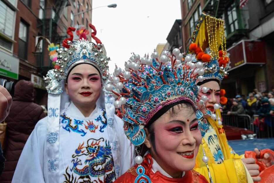 Año Nuevo Chino NY