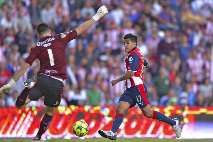 Estos son los 11 héroes de la jornada cuatro de la Liga MX 20170128_5229...