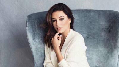 """""""Los verdaderos machos usan rosado"""": Eva Longoria presume regalos (incluido el de una Kardashian)"""