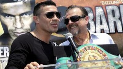 Martínez contra Cotto haría mucho dinero.