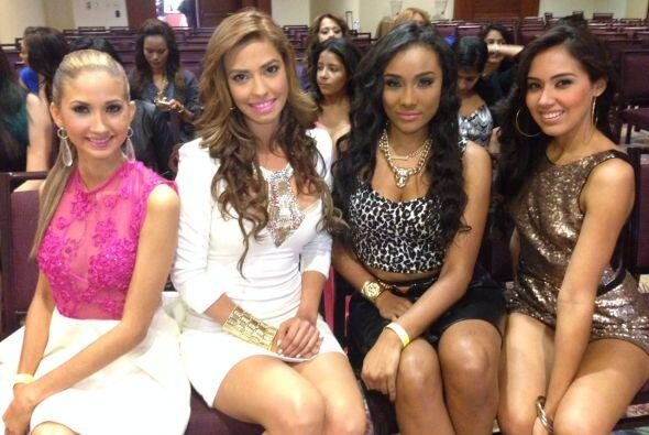 La primera parada de las audiciones de Nuestra Belleza Latina 2014 fue e...