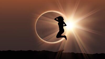 Ritual para recibir el eclipse de Sol