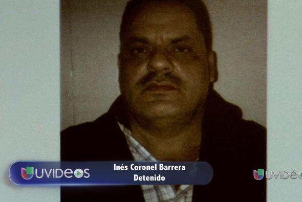 Inés Coronel Barrera, suegro y operador del líder del cártel de Sinaloa,...