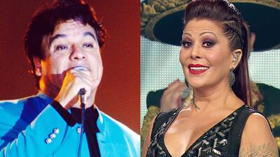 Escucha el conmovedor mensaje que Juanga le dejó a Alejandra Guzmán