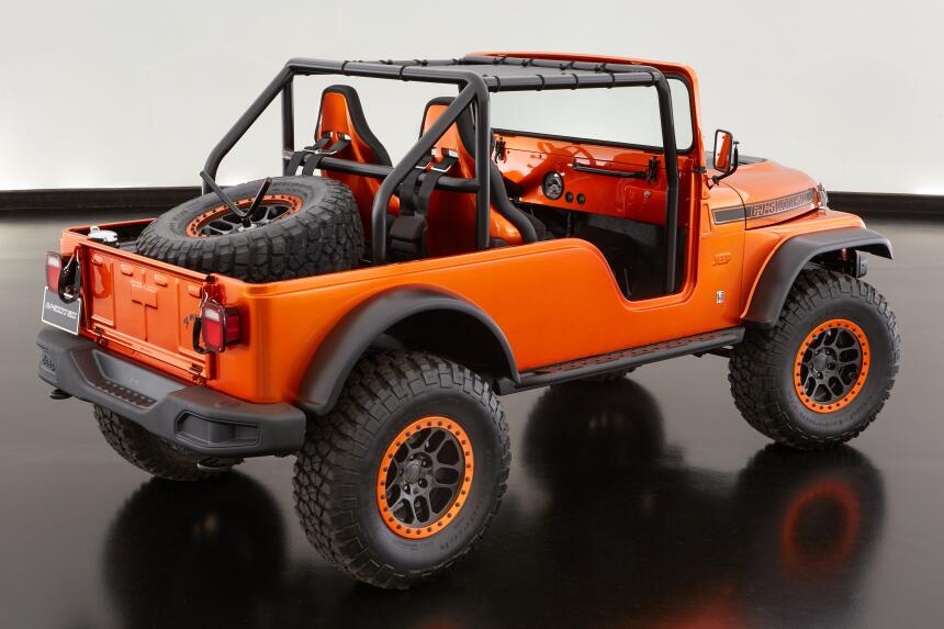 Los conceptos que llegarán el Safari de Pascua Jeep 2017  CN016_142JPh1i...