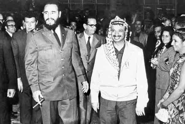 Pese a su asociación con el llamado bloque socialista, Fidel tamb...