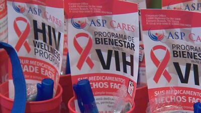 Evento para informar a la comunidad sobre el VIH y hepatitis C