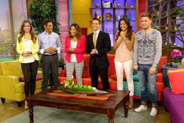¡Nuestro querido Alejandro Chabán se une oficialmente a la familia de De...