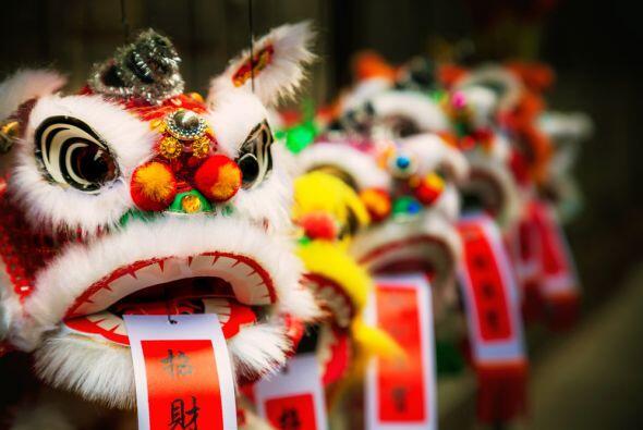Recuerda que el Año Nuevo Chino es un año lunar y no comienza el primero...