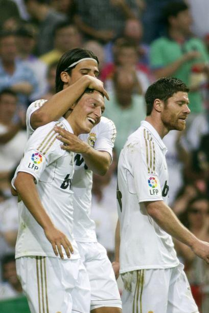Mallorca logró descontar, pero el propio Özil volvería a aumentar su cuo...
