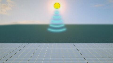 Animación: China alimenta la mayor granja solar flotante del mundo
