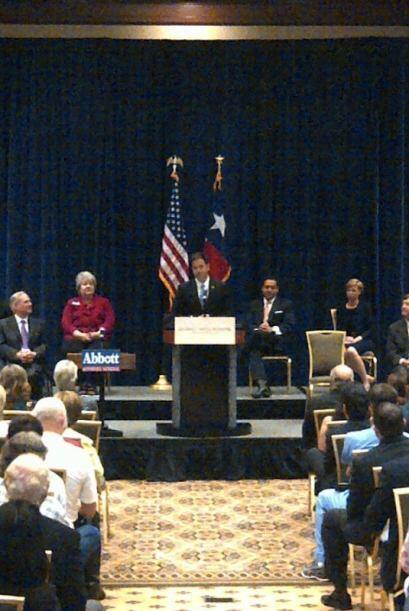 Marco Rubio en Houston