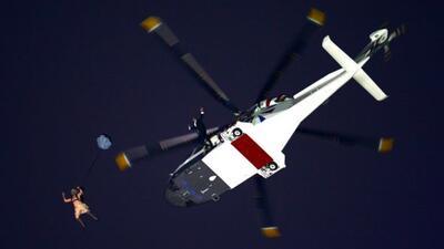 Mark Sutton fue el paracaidista que dio vida al agente secreto James Bon...