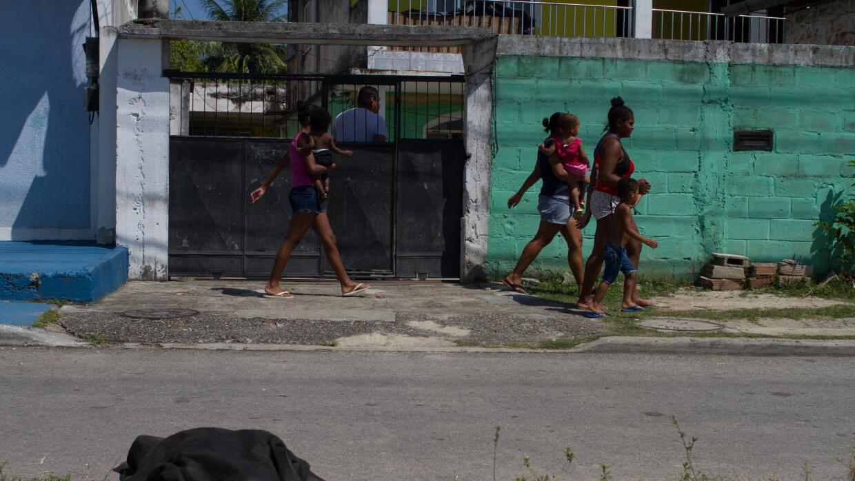 A la familia de Jorge Luiz Bento, la policía le dijo que con tanto muert...