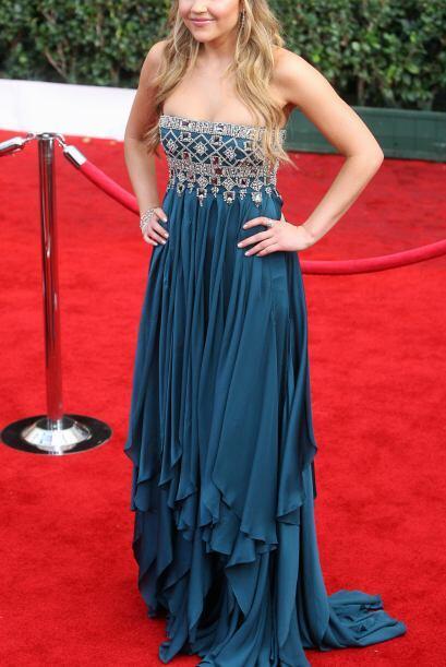 Amanda Bynes fue una de las que brilló en 2009, cuando apareció enfundad...
