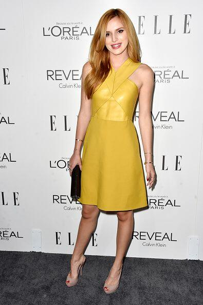 Bella Thorne estará en la portada de la revista que ofrecerá la lista de...