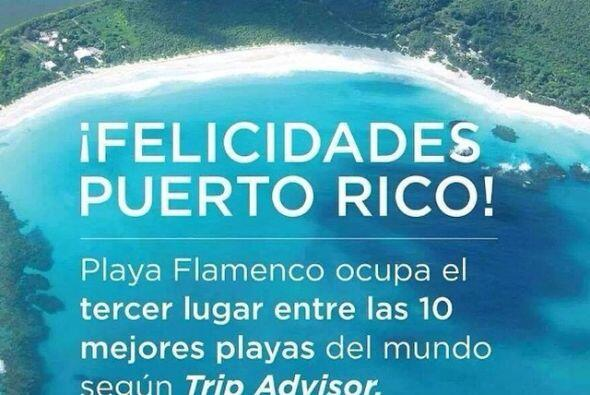 Si te gusta la playa visita tienes que visitar Playa Flamenco. Esta play...