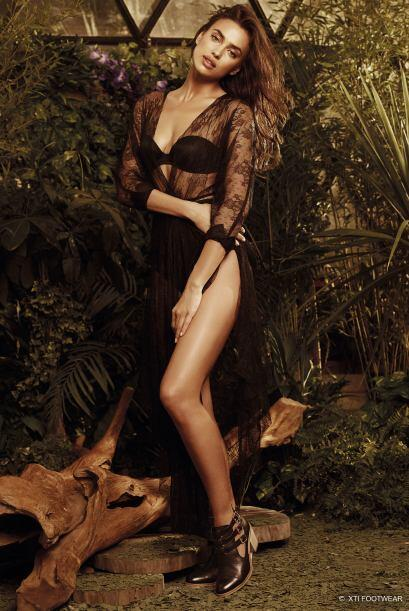 Hemos quedado impresionados de lo radiante que luce Irina Shayk, tras su...