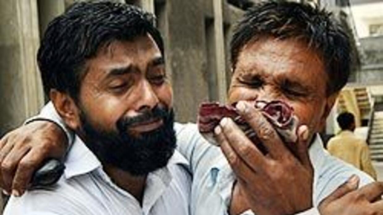 Ataques suicidas en Paquistán dejaron 42 muertos y 175 heridos 1b4ac78e3...