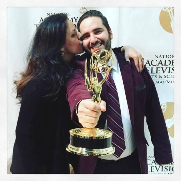 Univision Chicago gana seis premios Emmy por excelencia periodística. Mi...
