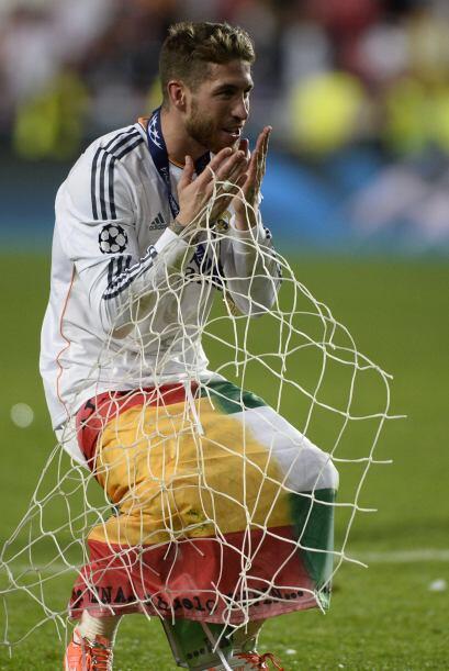 Sergio Ramos: En una de las finales más dramáticas el defe...
