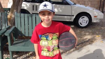 Piden vestir camisetas de superhéroe para el funeral del pequeño Anthony Ávalos