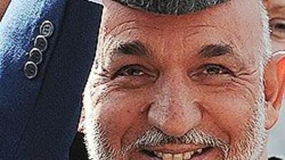 Karzai aseguró que asumirá todo el control de la seguridad de Afganistán...