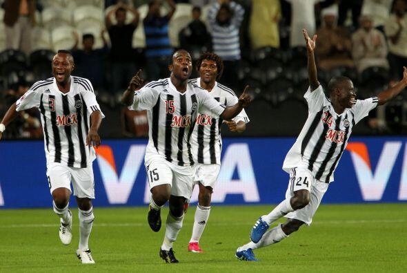 El Mazembe superó 2 a 0 al Inter de Brasil y se clasificó...