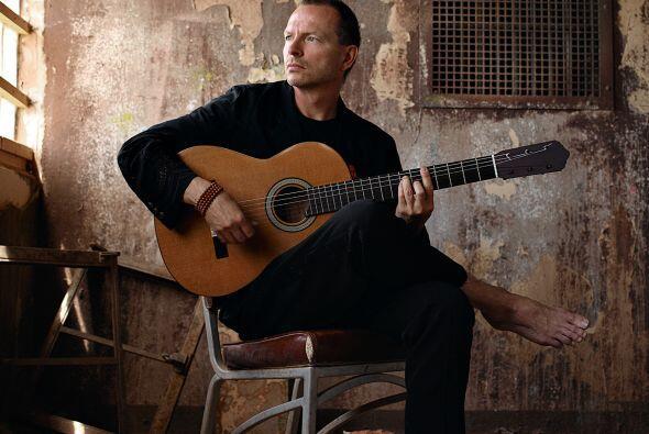 Aunque Ottmar Liebert es un guitarrista alemán su álbum de música flamen...
