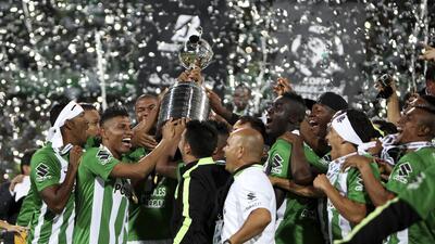 Atlético Nacional es el mejor equipo del mundo, superando al Real Madrid y al Barcelona