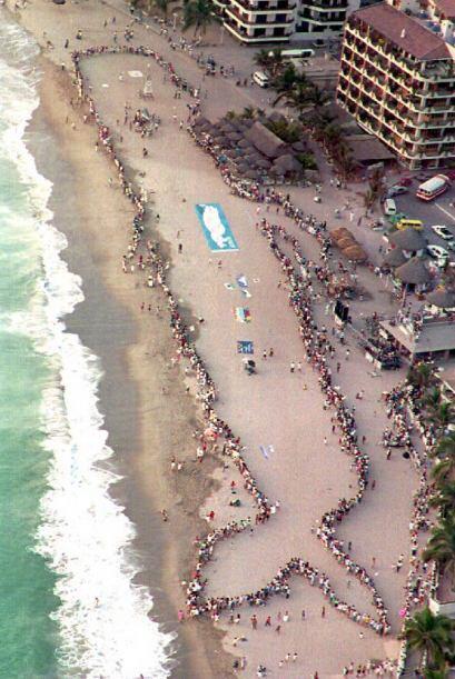 Puerto Vallarta ocupa un lugar especial en el gusto de los mexicanos que...