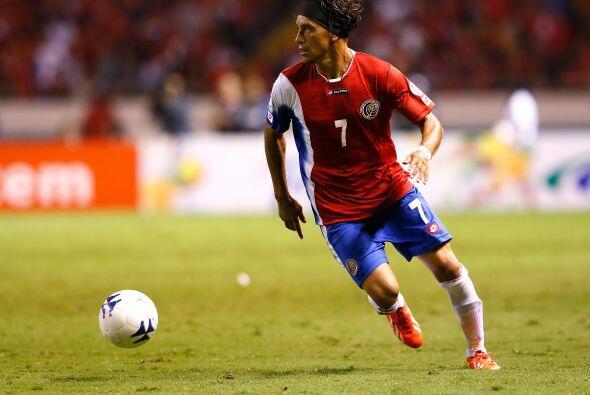 Christian Bolaños jugó dos Mundiales con Costa Rica.