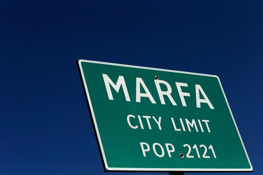 Marfa Texas