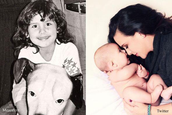 No te pierdas todo lo que ha vivido la famosa desde niña hasta lo...