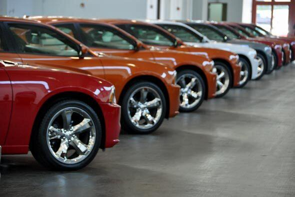 El Dodge Charger es uno de sus modelos más fuertes.