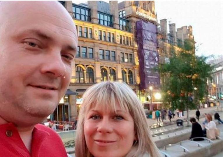 Angelika y Marcin Klis, una pareja polaca que vivía en York, murieron en...