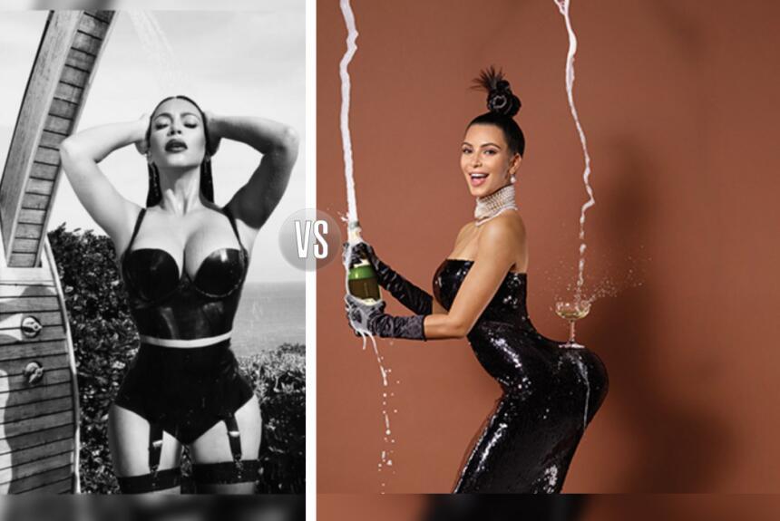 ¿Sexys o Vulgares?