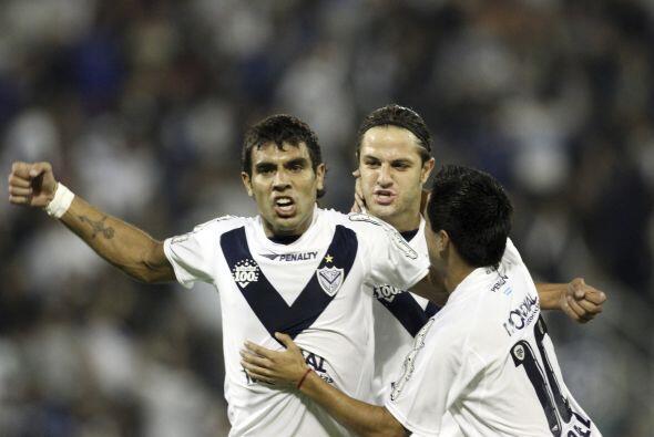 Vélez Sarsfield arrancó con luz verde los octavos de la Libertadores lue...