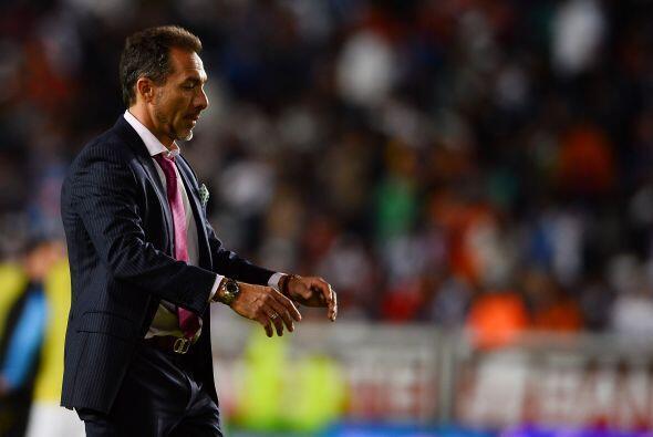 Gustavo Matosas es el técnico bicampeón del futbol mexicano. El uruguayo...