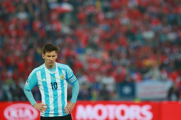 Si Lionel Messi fuera un superhéroe seguramente sería Batman mientras qu...
