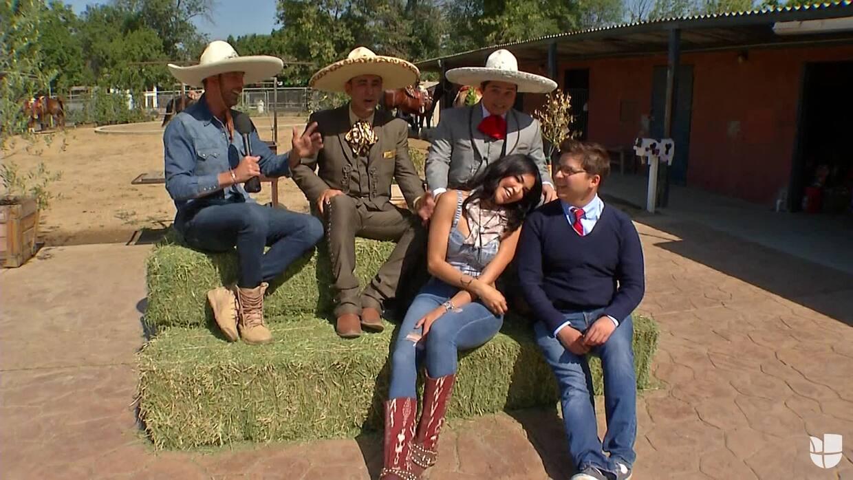 Los Cowboys, un grupo de amigos unidos por una misma pasión