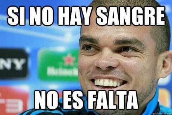 Y Pepe, por supuesto, con su expulsión. Todo sobre el Mundial de Brasil...