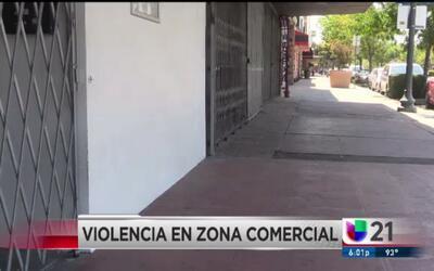 Los residentes de Bakersfield están cansados de la violencia en su área
