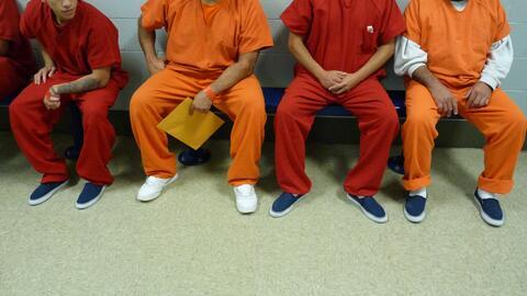 Centro de detención de Inmigrantes de Adelanto