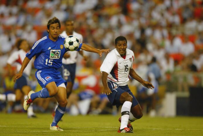 'Pibe' Valderrama, Michael Ballack, David Beckham, Chicharito Hernández,...