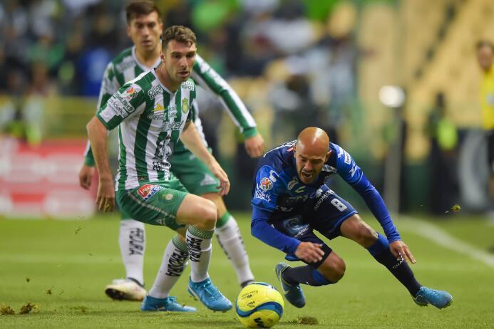 En fotos: El León enseñó las garras ante Puebla en el debut de Donovan 2...