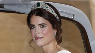 En fotos: así es la tiara de Eugenie de York de la que todo el mundo habla