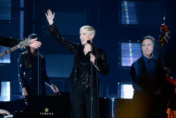 La cantante interpretó el tema 'I Put a Spell on You' y la adaptó con su...