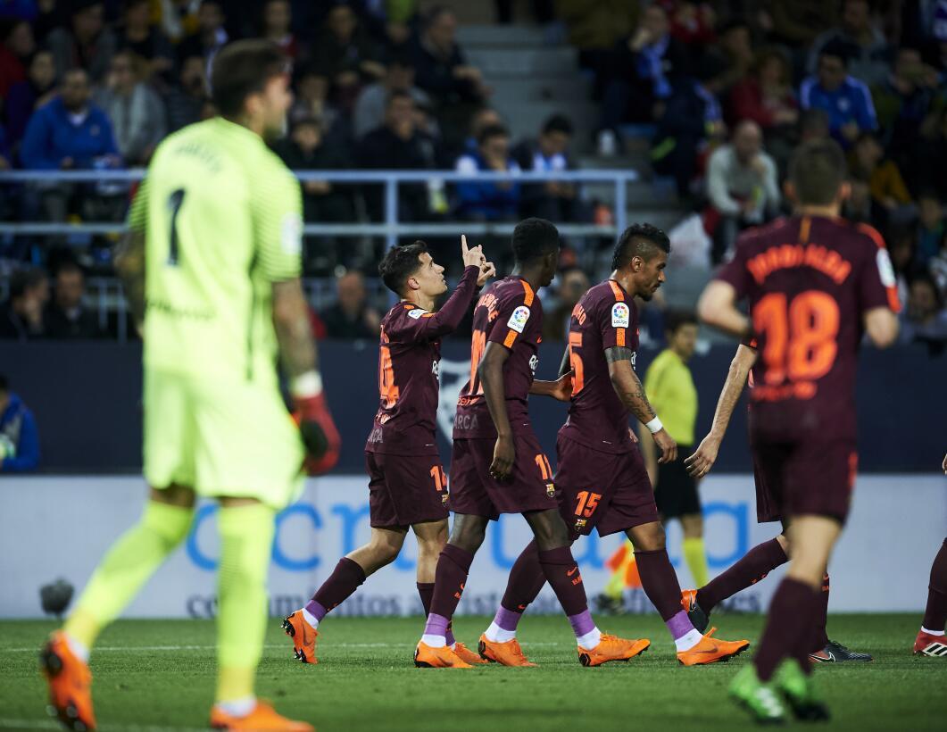 Un empate sin goles y en casa ante el Getafe llevó la racha a 30 partido...